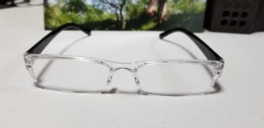 100均老眼鏡